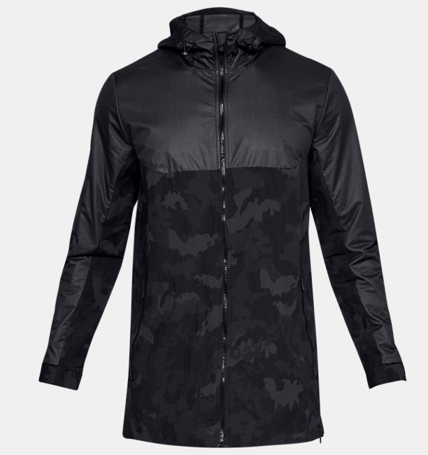 Mens UA Unstoppable GORE® WINDSTOPPER® Wind Jacket